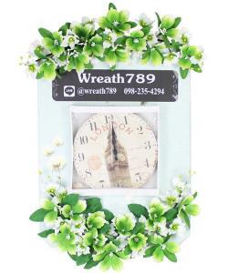 พวงหรีดนาฬิกา แบบที่ 95g