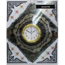 พวงหรีดผ้าอาสนะนาฬิกา 51a
